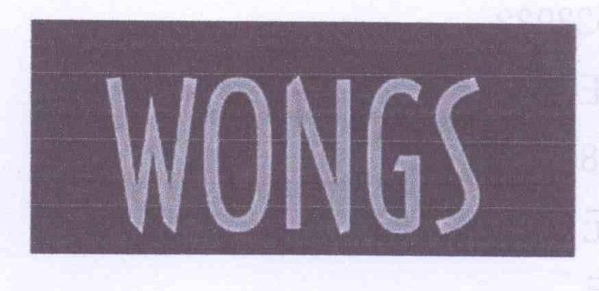 WONGS